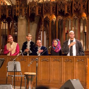 """Washington Post """"At A Time Of Stress, The Moving Music Of Islam"""""""