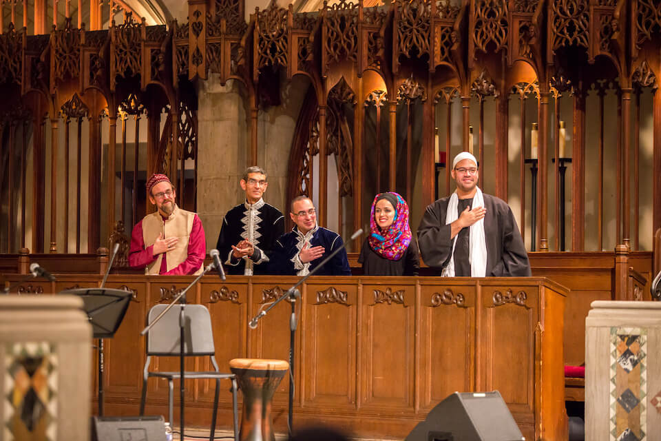 "Washington Post ""At A Time Of Stress, The Moving Music Of Islam"""